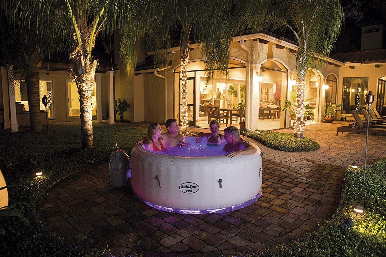 Top 10 Best Portable Hot Tubs in 2020 Reviews & Buying Guide