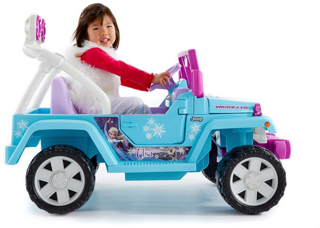 Power Wheels Disney Frozen Wrangler