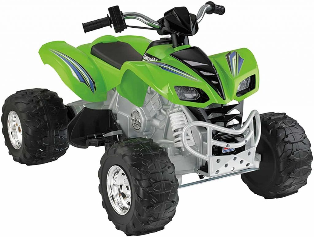 Power Wheels Kawasaki Green KFX