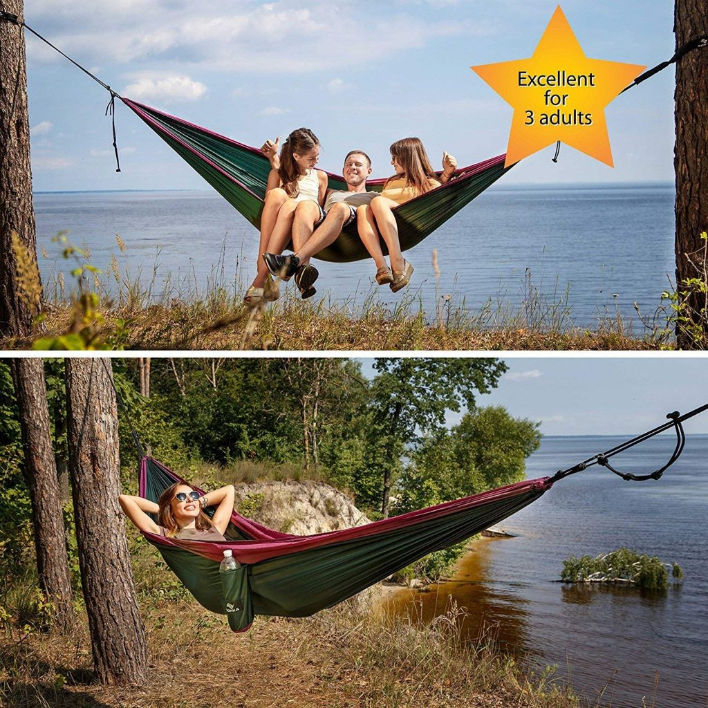 Richka Portable hammock