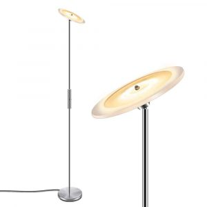 SUNLLIPE LED Torchiere Floor Lamp