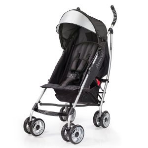 Summer Infant Convenience Stroller-Black