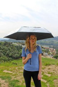 Sungrubbies UV Travel Sun Umbrella