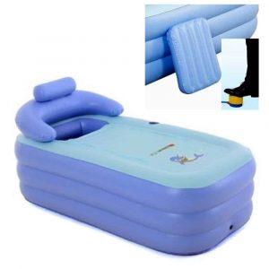 Tdogs Inflatable Bath Tub