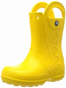 The Crocs kids' boots