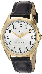 Timex Men's Briarwood Leather Watch