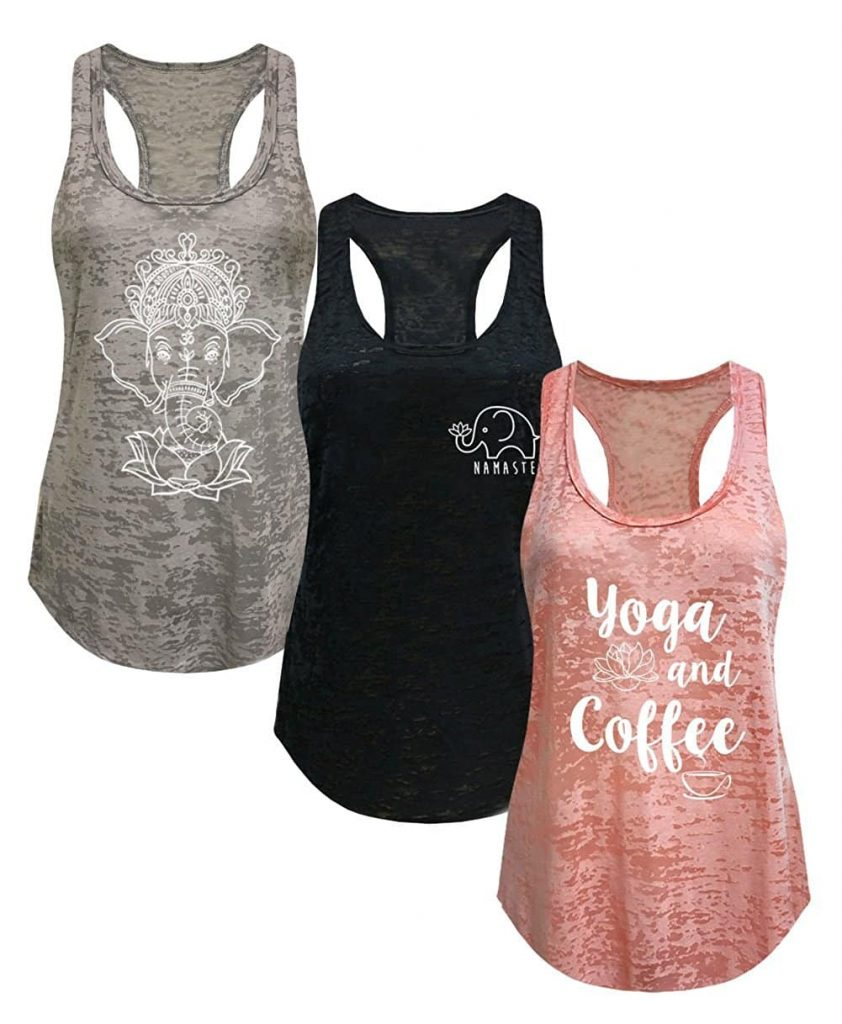 Tough cookies burnout tank top
