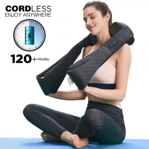 Top 10 Best Neck Massagers In 2018 – Complete Reviews & Buying Guide