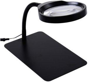 AOXfdj Jing Boutiques Lamp Magnifier
