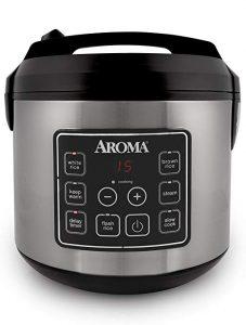 Aroma Housewares Twenty Cup Food Steamer