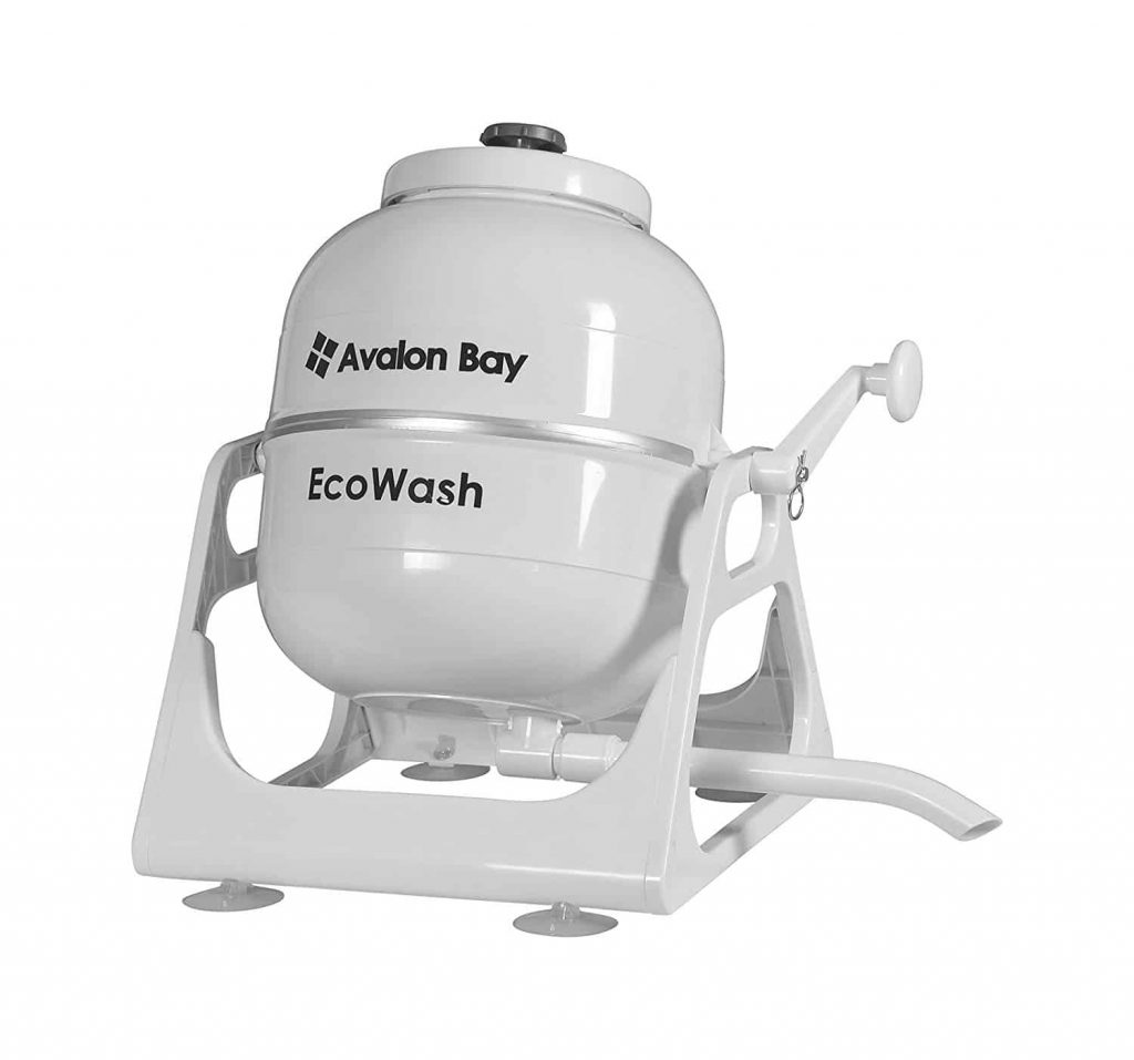 Avalon Bay Mini Washing Machine