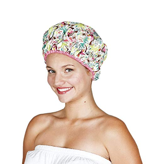 Betty Dain Fashionista Shower Cap