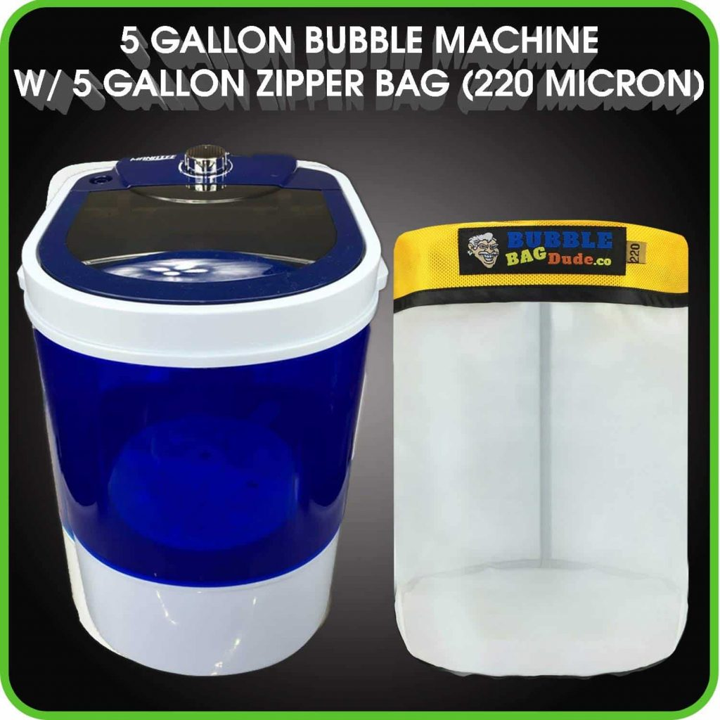 Bubble Bag Mini Washer Machine