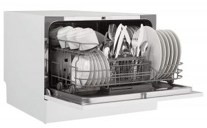 Danby Countertop Dishwasher