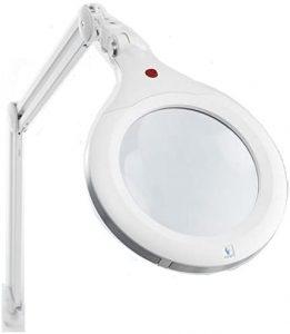 Daylight-Ultra Slim Magnifying Lamp