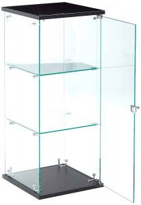 Displays2go CTRDSBKEV2 Display cabinet