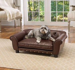 Enchanted Home Dog Couch