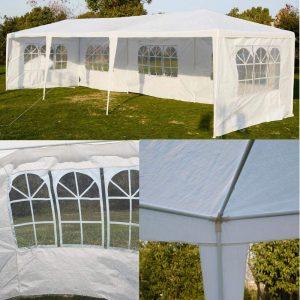 FDW Party tent