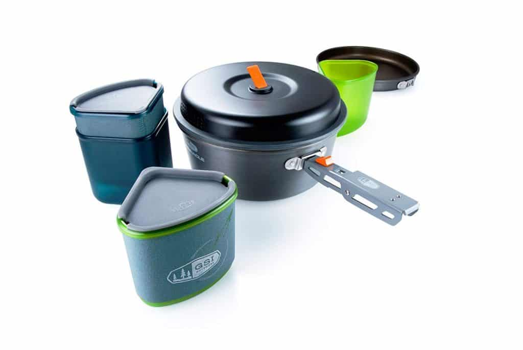 GSI Outdoors Camping Cookware
