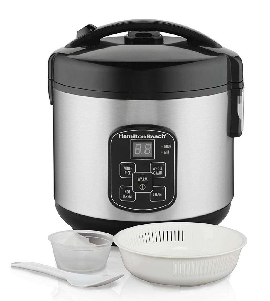 Hamilton Beach (37518) Rice Cooker