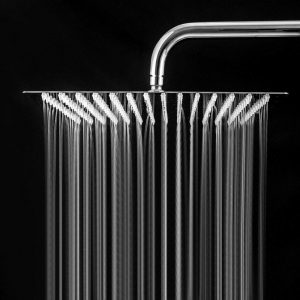 LORDEAR Solid Square Shower head
