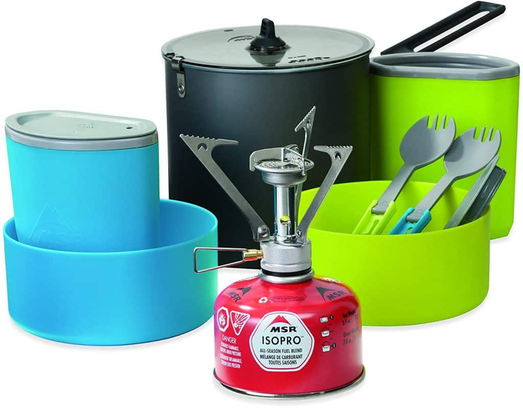 MSR PocketRocket Camping Cookware