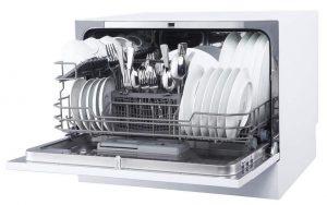 Magic Chef MCSCD6W5 Dishwasher