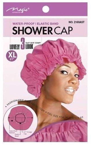 Magic Shower Cap
