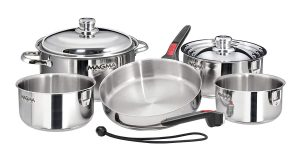Magma Camping Cookware