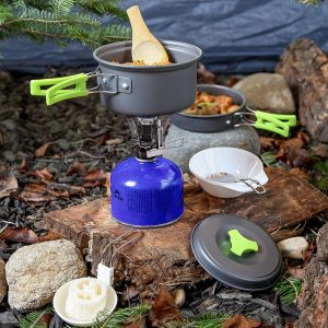 MalloMe Camping Cookware