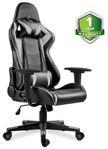 Merax Gaming Chair Computer Home Desk Chair