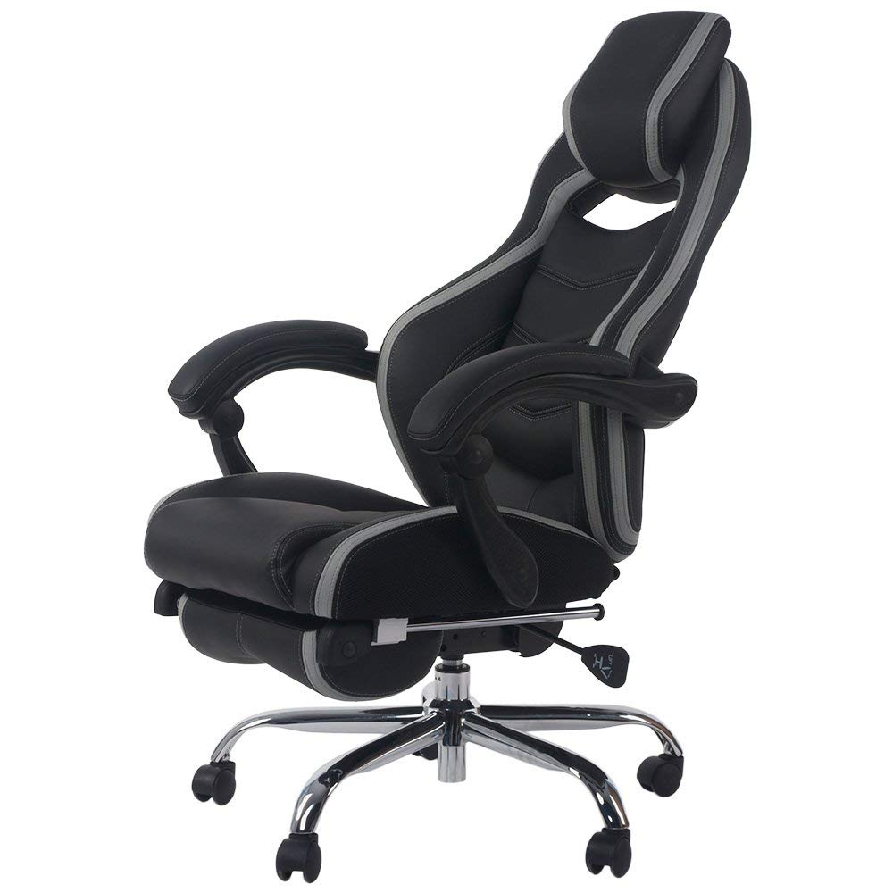 Merax Racing Style Reclining Chair