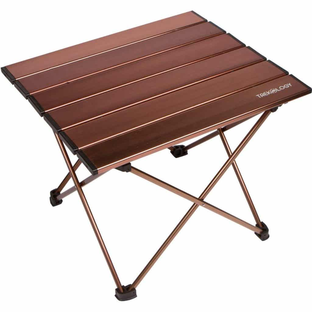 Portable-Aluminum Camping Table from Trekology