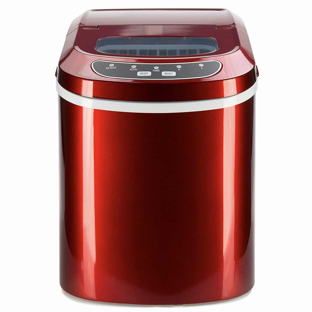 Portable Compact Countertop Insulated Digital Ice Maker