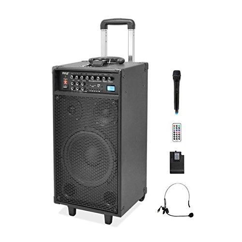 Pyle PWMA1090UI Wireless PA Speaker