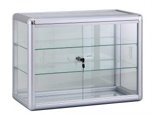 ROXYDISPLAY™ Glass display