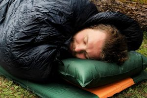 Ryno Tuff camping pillow