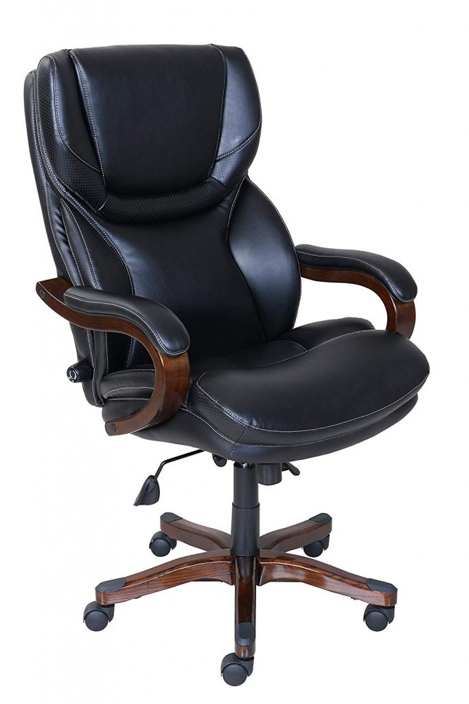 Serta Leather Reclining Chair