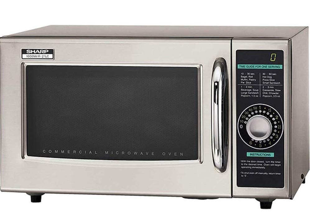 Sharp R-21LCF Convection Microwave