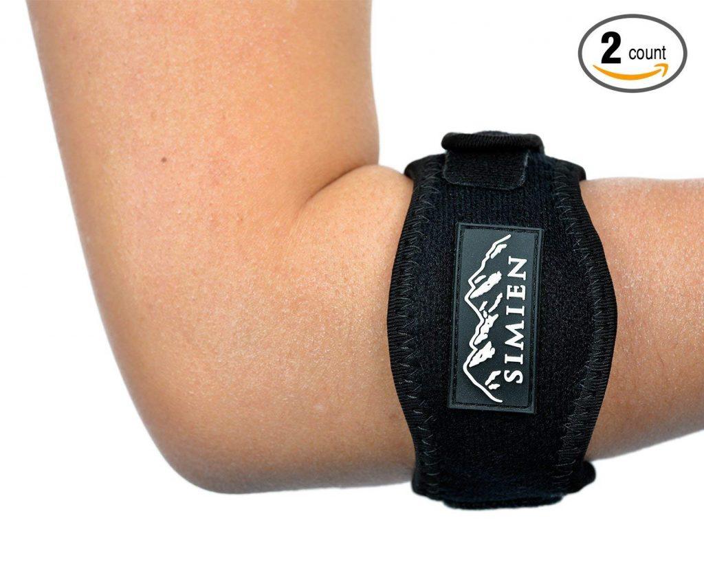 Simien 2-count Elbow Brace