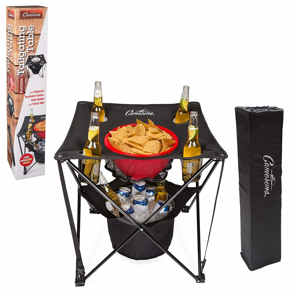 Tailgating Collapsible Camping Table
