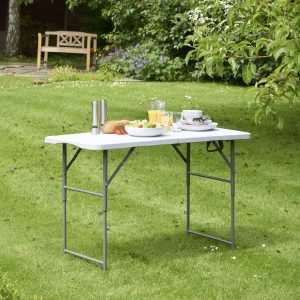 VonHaus Camping Table