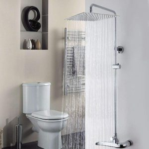 "WYJP 12"" Rain Shower head"