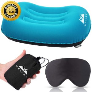 WellaX Camping Pillow