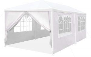 10'x20' Heavy Duty Canopy Gazebo Outdoor Party Wedding Tent