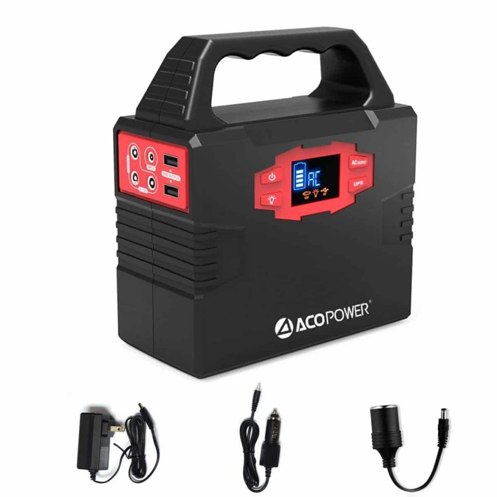Acopower Portable Generator