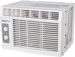 Amazon Basics 5000BTU Window-Mounted Air Conditioner