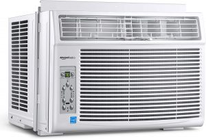 AmazonBasics Energy-efficient 450sqft Window Air Conditioner