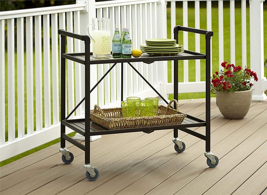 Cosco Interior:exterior serving cart
