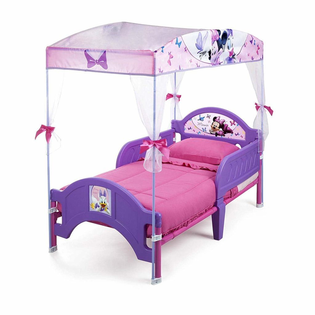 Delta Children Canopy Bed